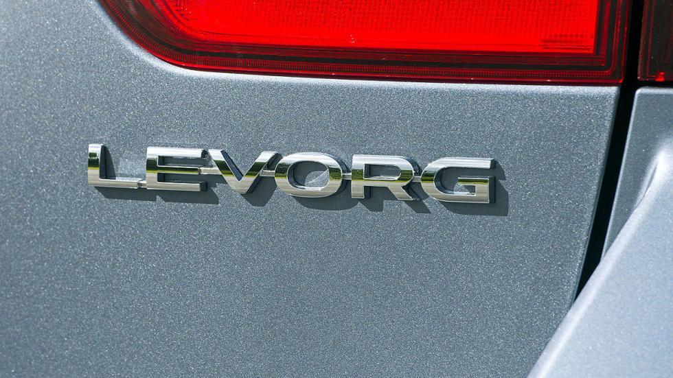 Subaru Levorg detalle