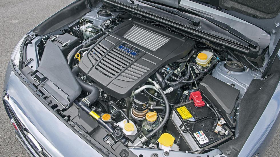 Subaru Levorg motor