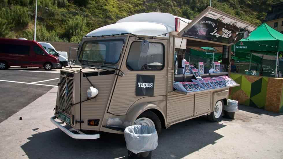 Citroën Plateselector Food Tour San Sebastian tapas