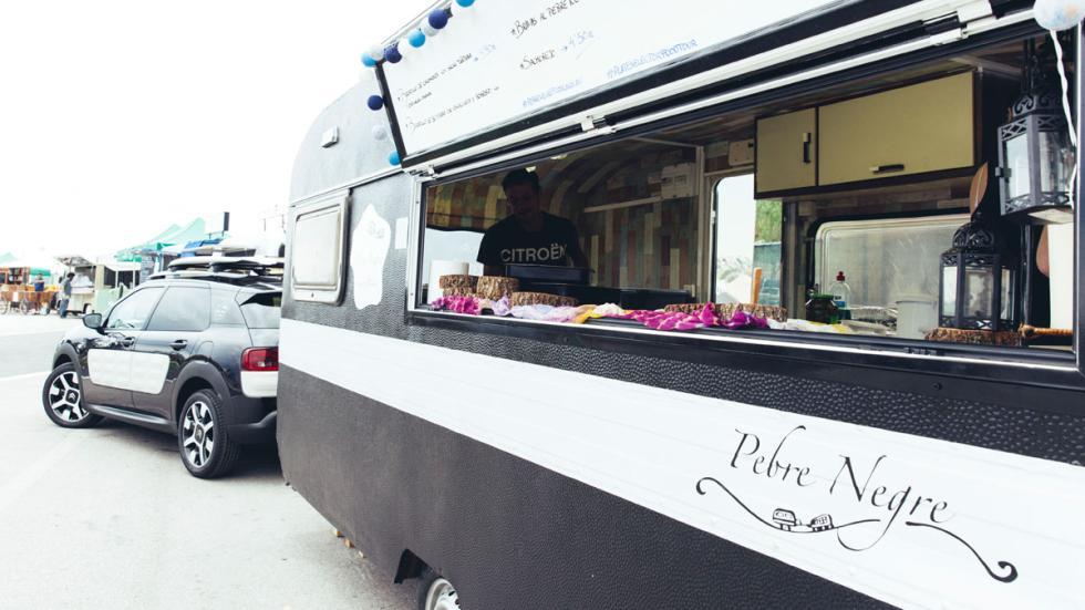 Citroën Plateselector Food Tour San Sebastian pebre negre