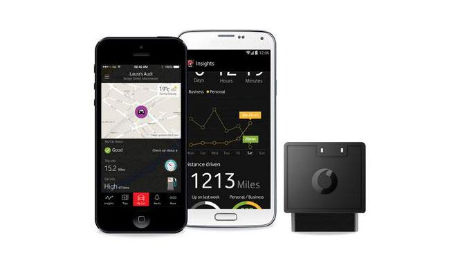 Vodafone xone lanza en España el sistema drivexone