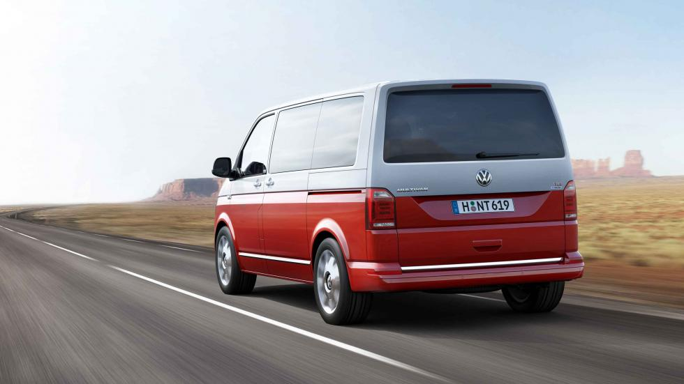 volkswagen T6 2015 'six generation'