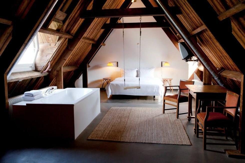 Lloyd Hotel en Amsterdam (Holanda)