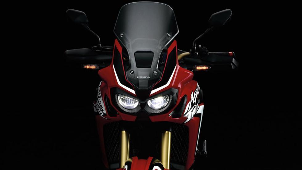 A finales de 2015 Honda pondrá a la venta la nueva Africa Twin