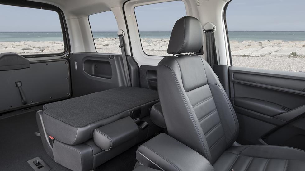 Volkswagen Caddy 2015 asientos