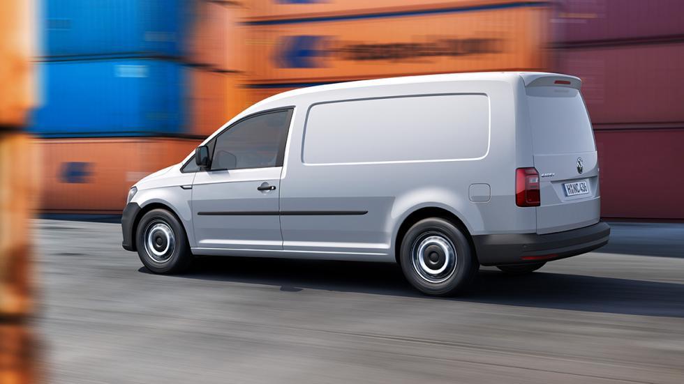 Volkswagen Caddy 2015 furgon