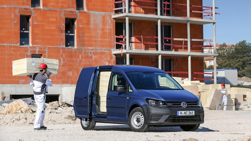 Volkswagen Caddy 2015 industrial