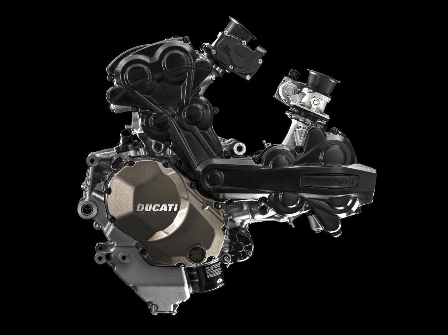 Ducati Multistrada 1200 : motor
