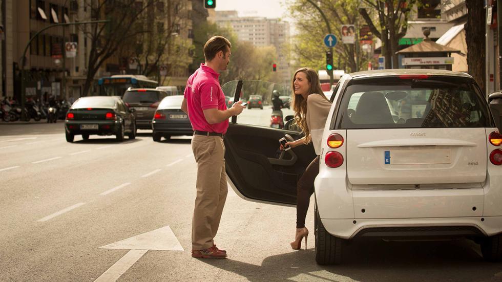 Aplicación de aparcamiento Madrid llollo