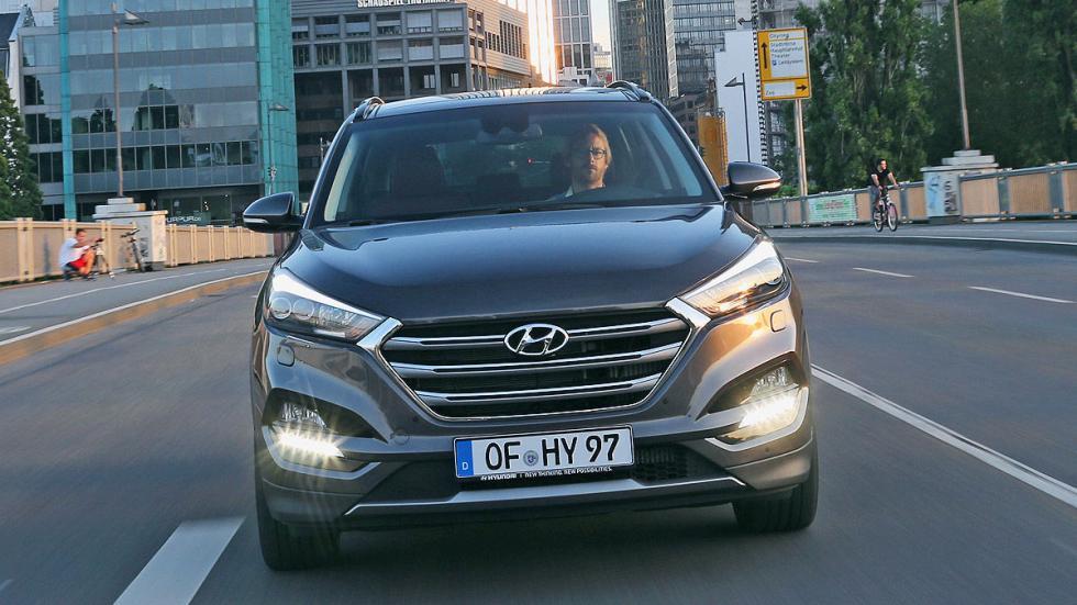 Prueba Hyundai Tucson 2015 morro