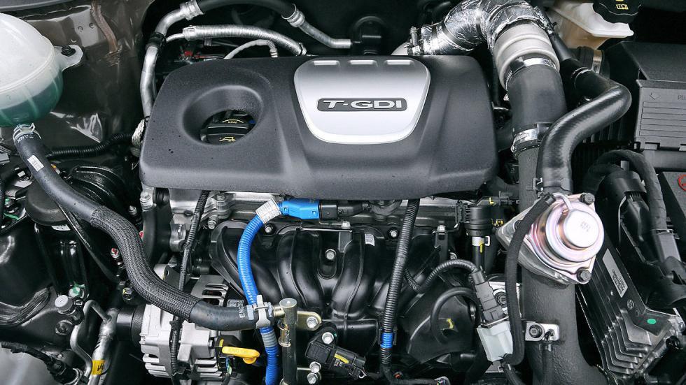 Prueba Hyundai Tucson 2015 motor