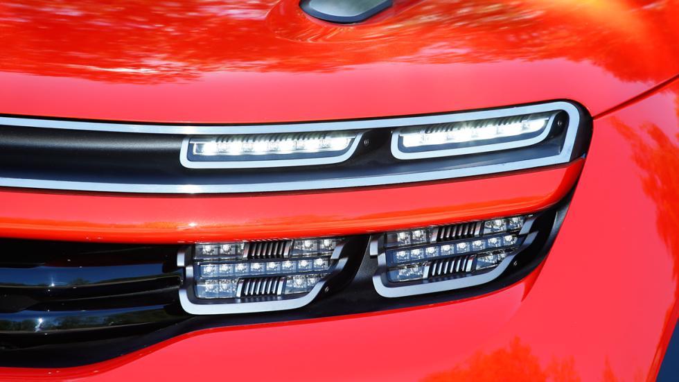 Citroën Aircross faros