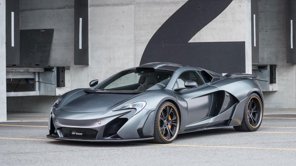 McLaren 650S FAB Design