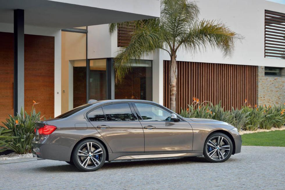BMW Serie 3 lateral