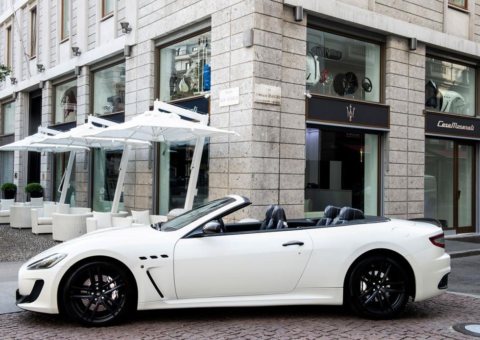 Prueba un Maserati en 'Casa Maserati'