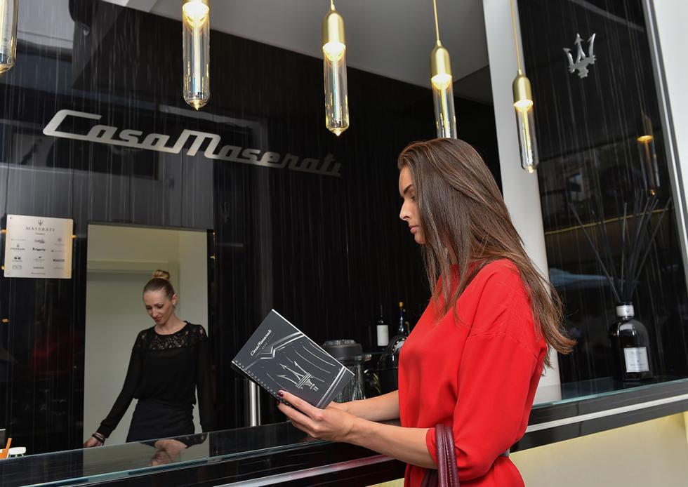 Se inaugura la tienda 'Casa Maserati' en Milán