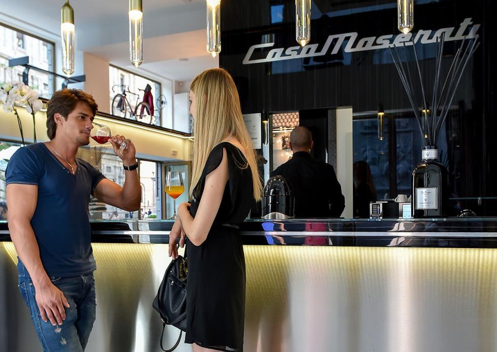 Se celebrarán eventos en Casa Maserati