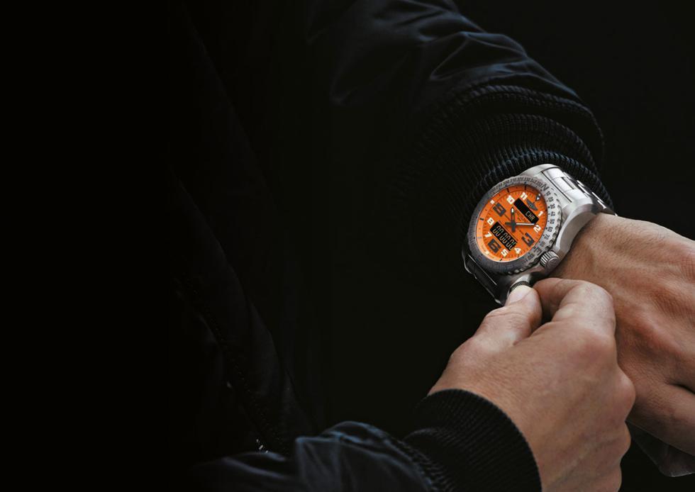 Breitling Emergency para los más aventureros
