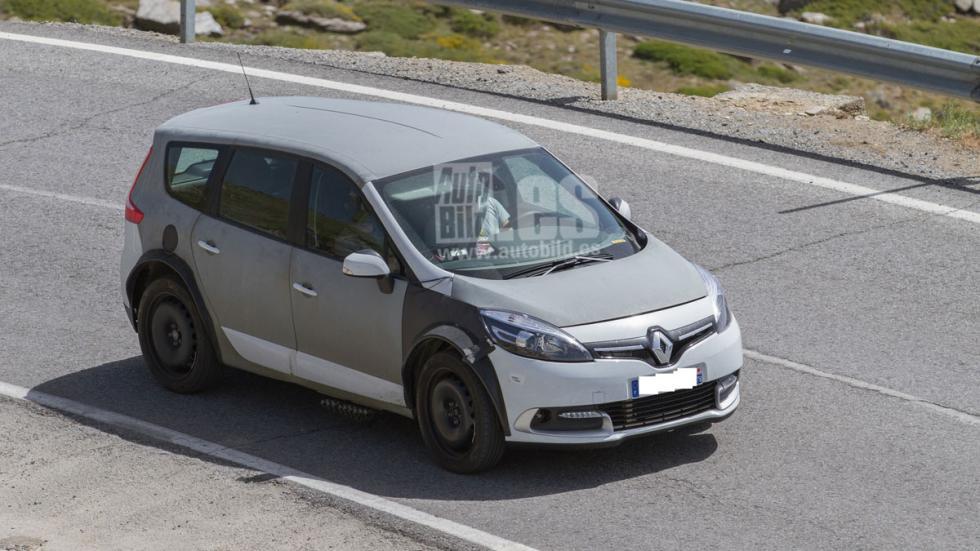 Renault Grand Scenic 2017 mula