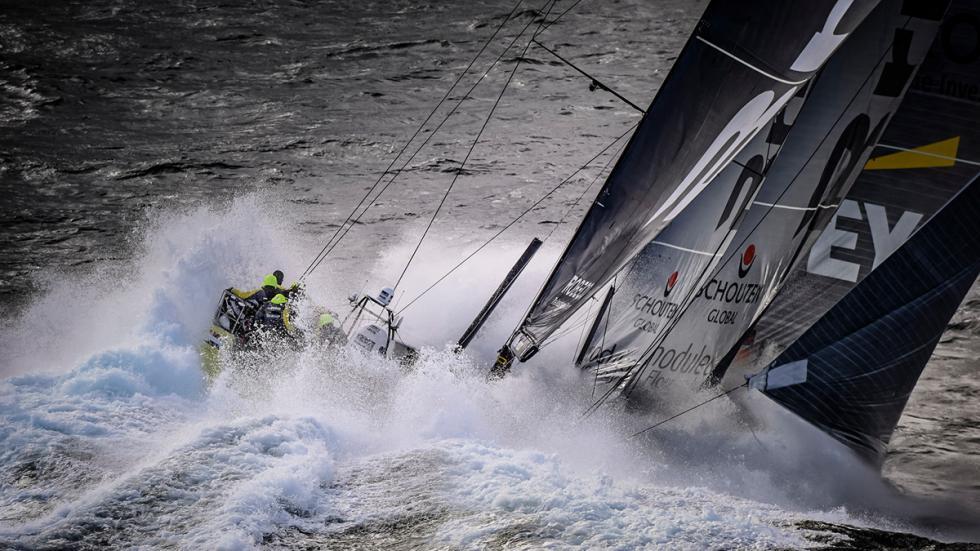 Team Brumel Volvo Ocean Race Volvo Ocean Race 2014-2015