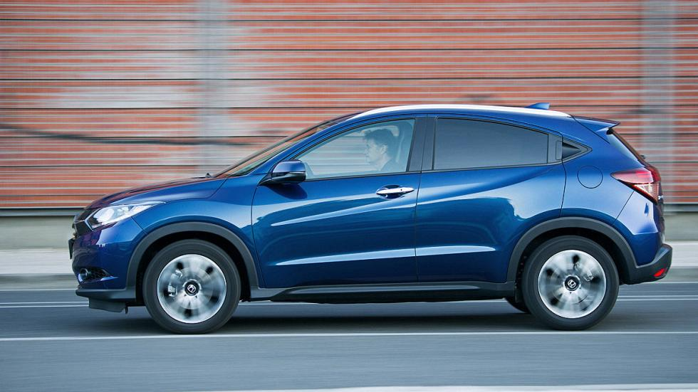 Prueba: Honda HR-V