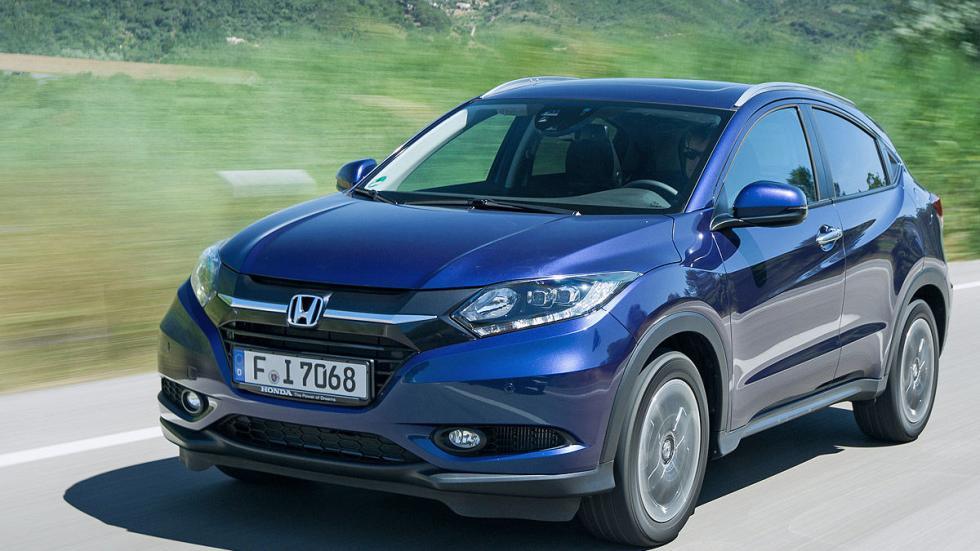 Prueba: Honda HR-V 3 CUARTOS