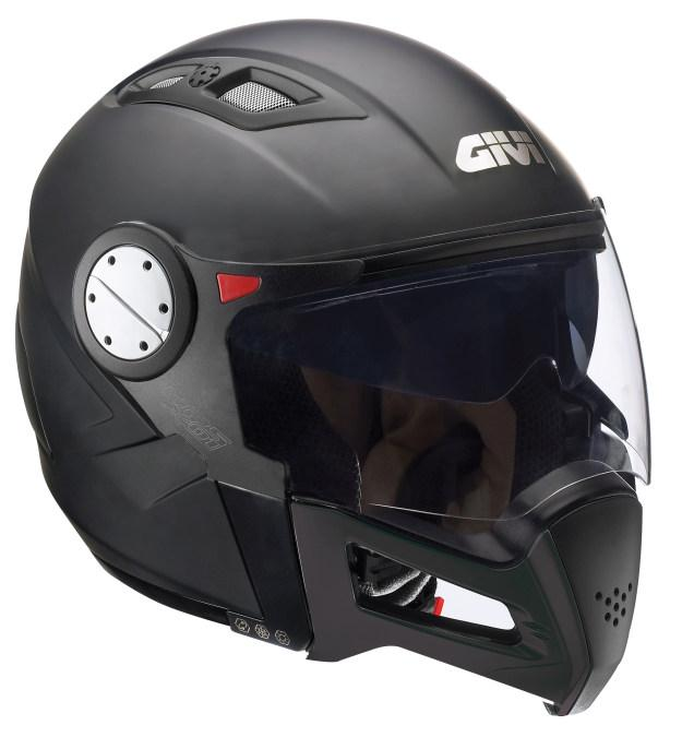 Casco convertible