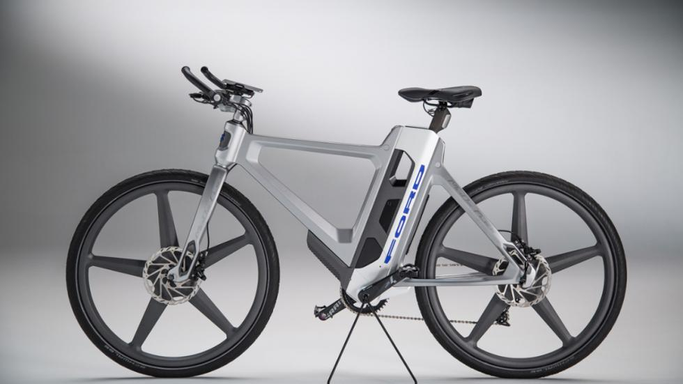 Bicicleta MoDe:Flex de Ford