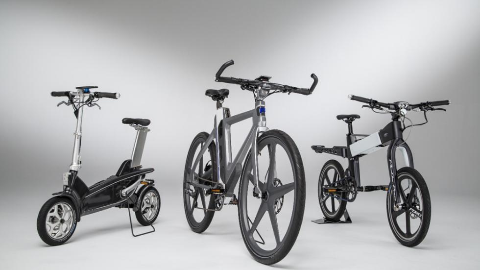 Bicicletas inteligentes de Ford