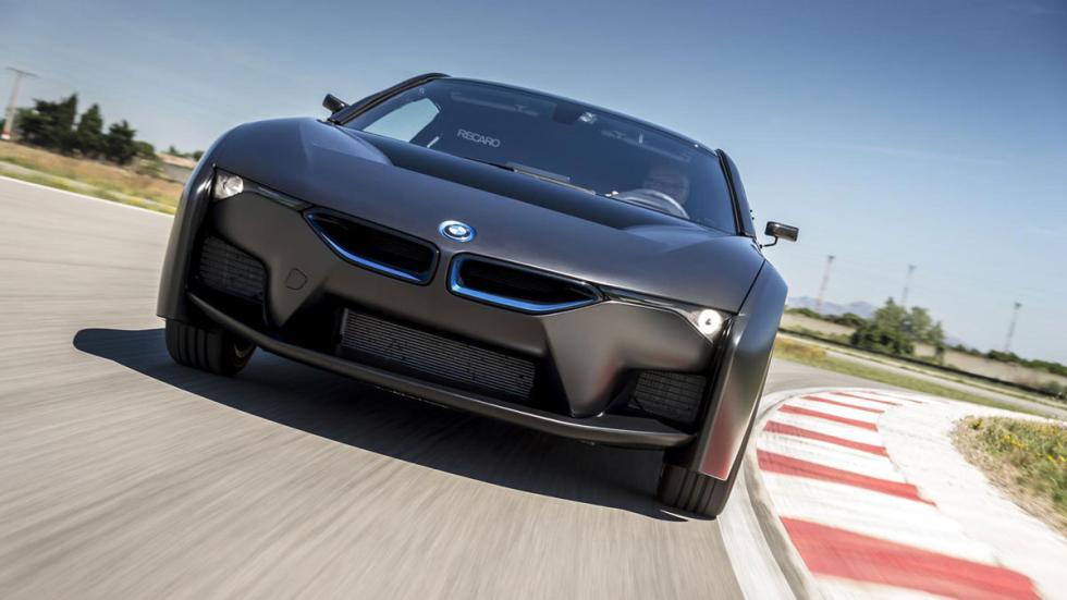 BMW i8 hidrogeno frontal
