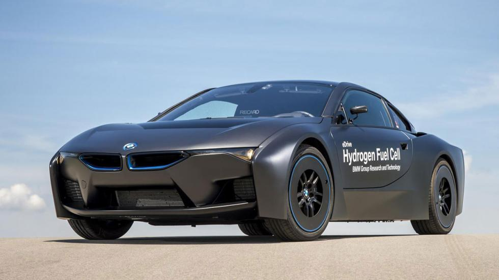 BMW i8 hidrogeno delantera