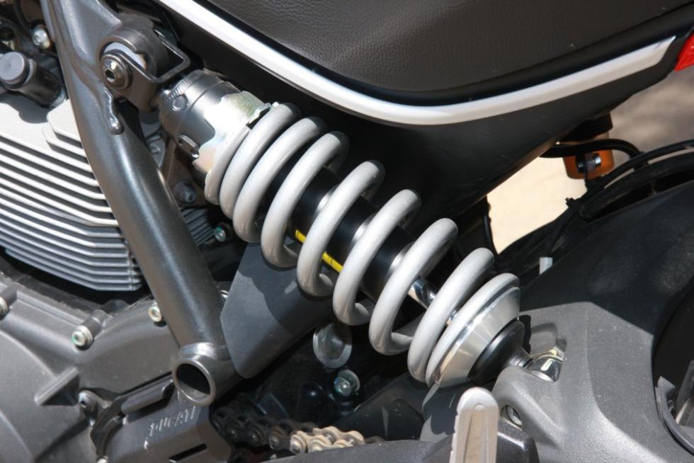 Ducati Scrambler Icon amortiguador