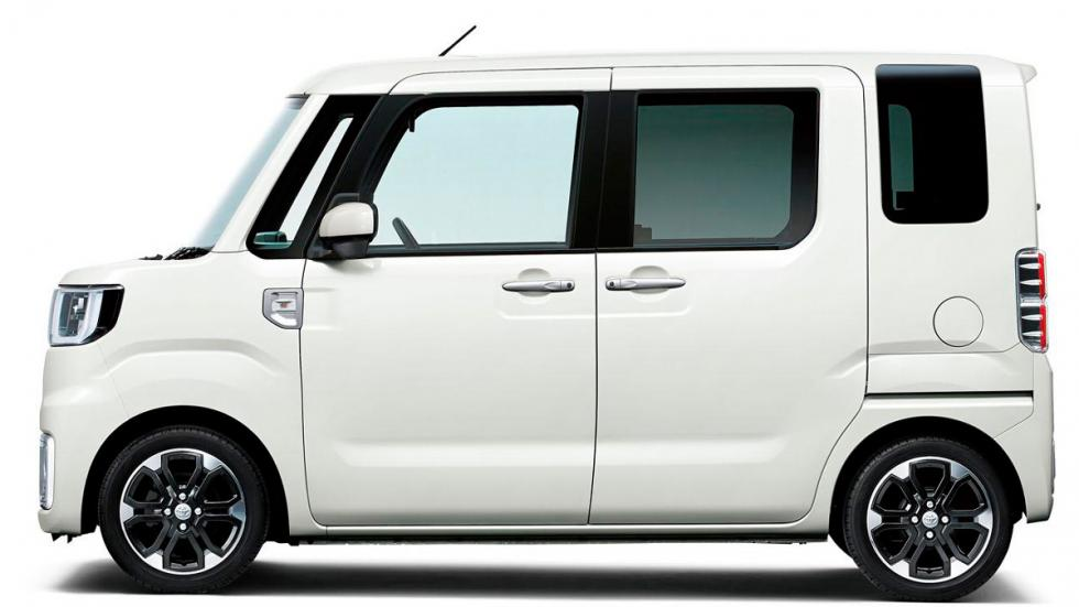 Toyota Pixis Mega blanco
