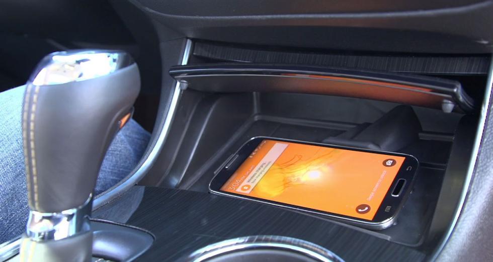 Enfriador para teléfonos móviles de Chevrolet