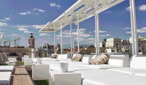 La Terraza de Óscar en Madrid