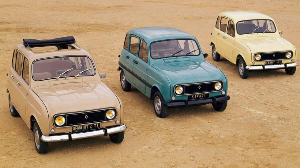 Renault 4 delantera