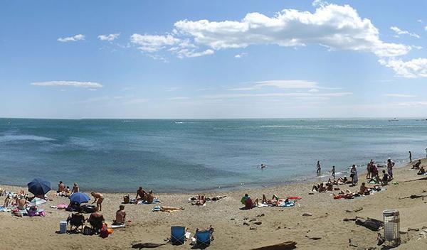 Cap D'Agde en la costa francesa