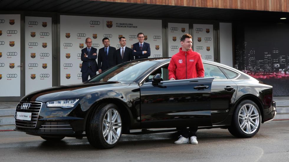 Audi Messi