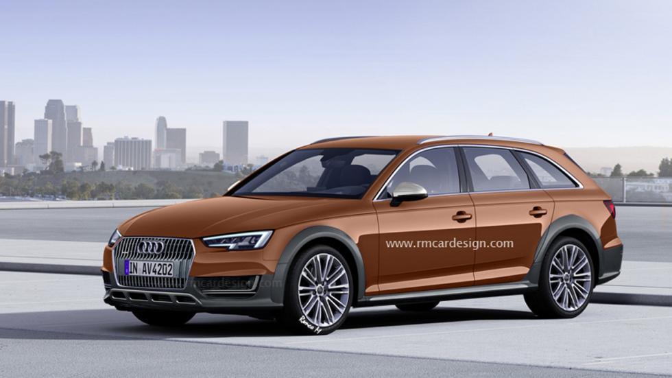Audi A4 allroad futuro