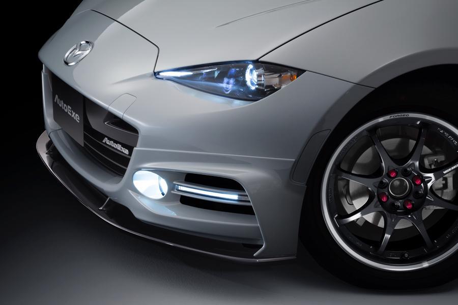 Mazda MX-5 de Autoexe detalle