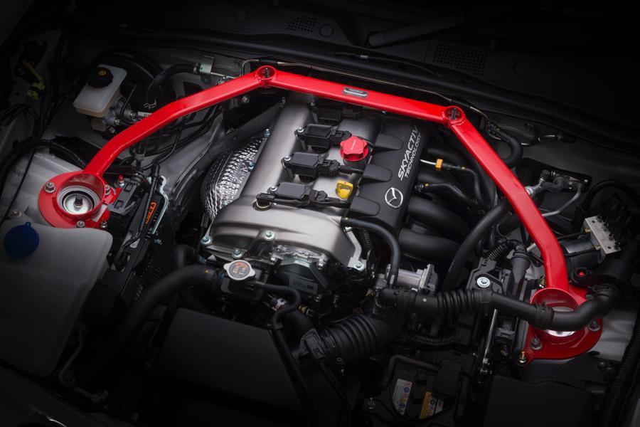 Mazda MX-5 de Autoexe motor