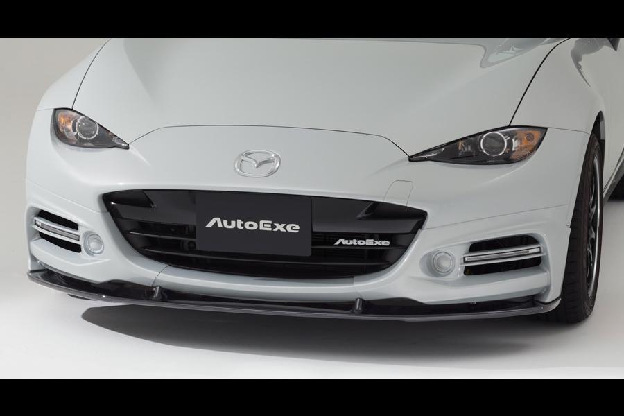 Mazda MX-5 de Autoexe frontal
