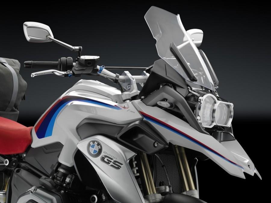 BMW R1200GS Rizoma. Frontal.