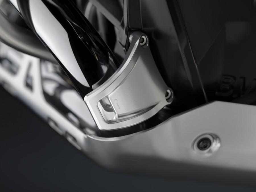 BMW R1200GS Rizoma. Perfil.