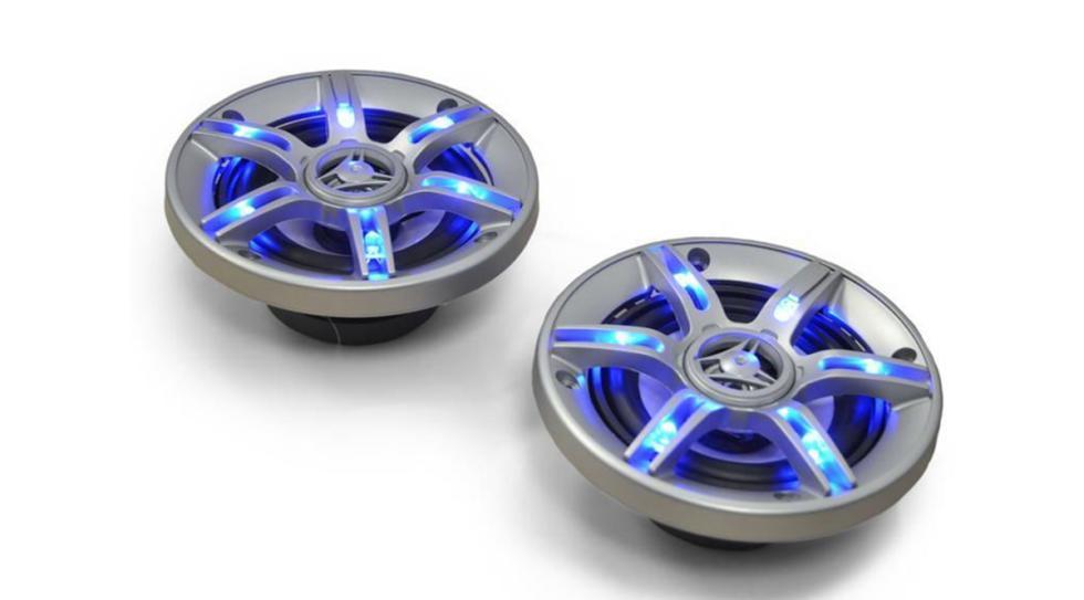 Altavoces de LED
