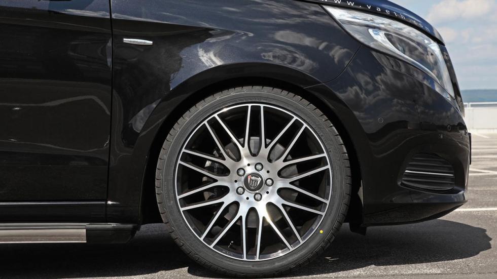 Mercedes Clase V by VATH detalle