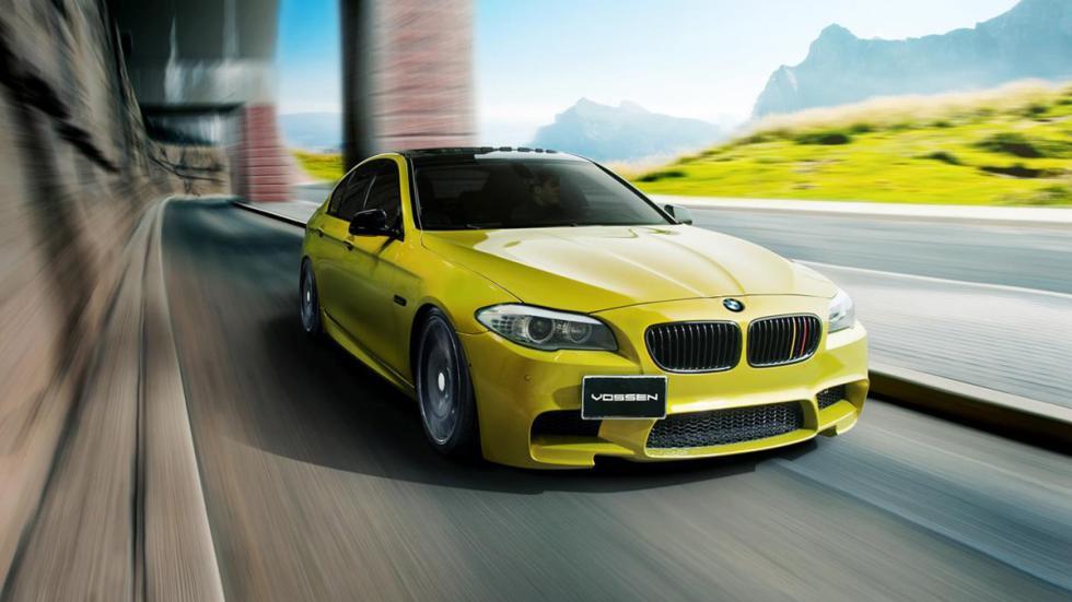 BMW Serie 5 Vossen delantera