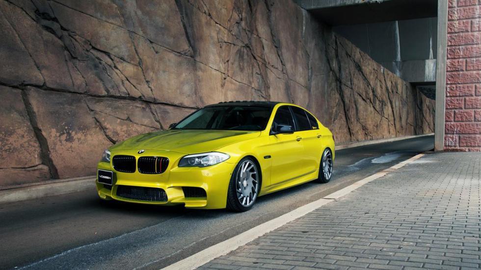 BMW Serie 5 Vossen
