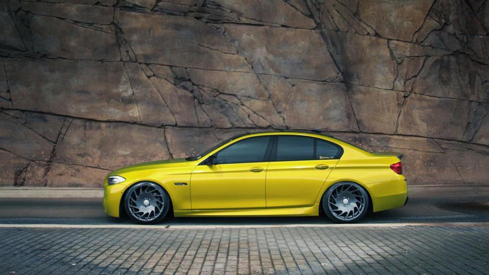 BMW Serie 5 Vossen lateral