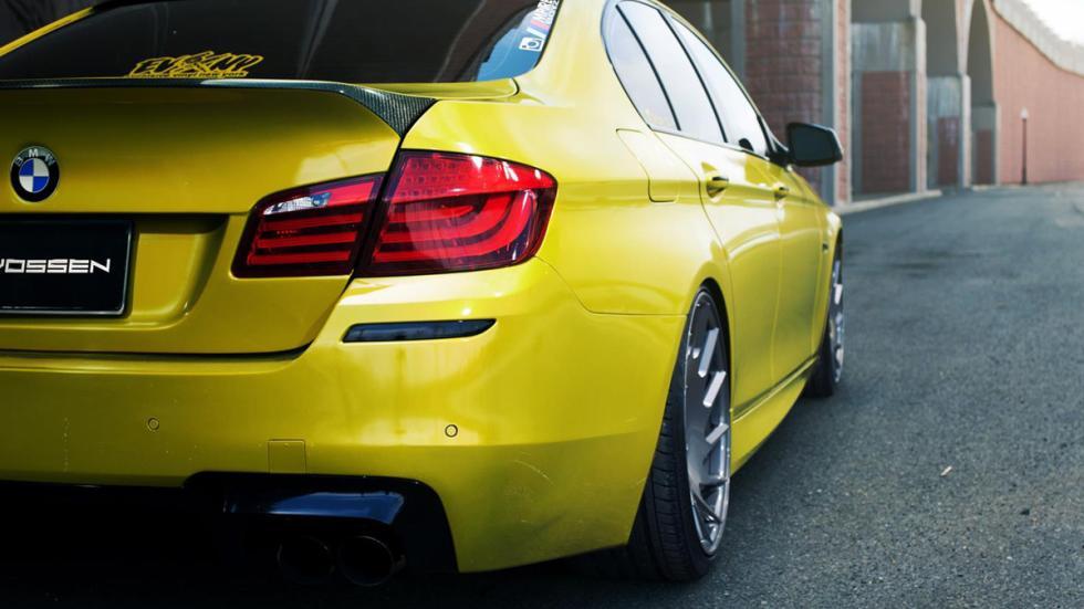BMW Serie 5 Vossen trasera